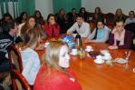 Wizyta uczniów z Francji
