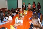 Wizyta uczniów z Hiszapnii