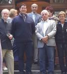 Burmistrz Denzlingen z wizytą w naszym mieście
