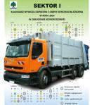 Od lutego nowy harmonogram odbioru odpadów komunalnych dla zabudowy jednorodzinnej