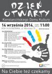 Dzień otwarty Konstancińskiego Domu Kultury