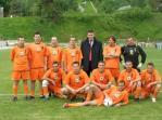 Piłkarze GOSIRu w Krzemieńcu