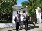 Władze gminy odwiedziły Krzemieniec